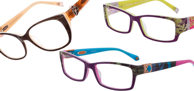cocosong eyewear the days of having just one pair of eyeglasses